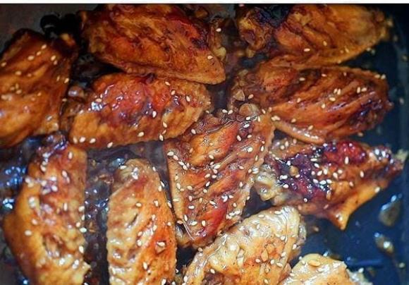 cánh gà, cánh gà kho, dạy nấu ăn, mẹo nấu ăn, món gà