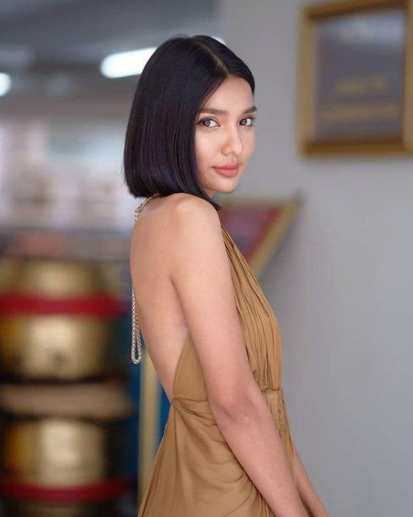 Hoa hậu Trái Đất Thái Lan 2021, Baitong Jareerat Petsom , Hoa hậu Trái đất