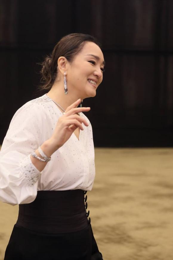 củng lợi, trương nghệ mưu, hồi ức geisha