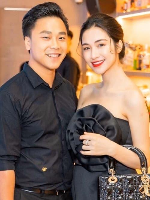 ca sĩ Hòa Minzy, con trai Hòa Minzy, chồng Hòa Minzy, sao Việt