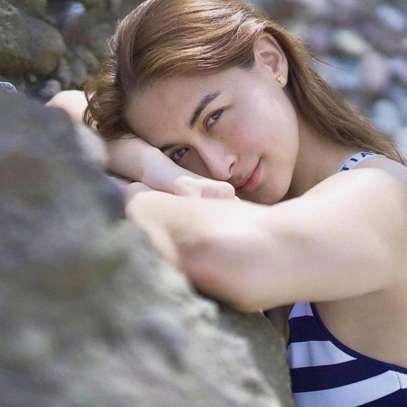 bé Zia,con gái Marian Rivera, mỹ nhân đẹp nhất philippines