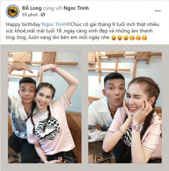 Đỗ Long, Ngọc Trinh, Vũ Khắc Tiệp, Linh Chi, Sao Việt