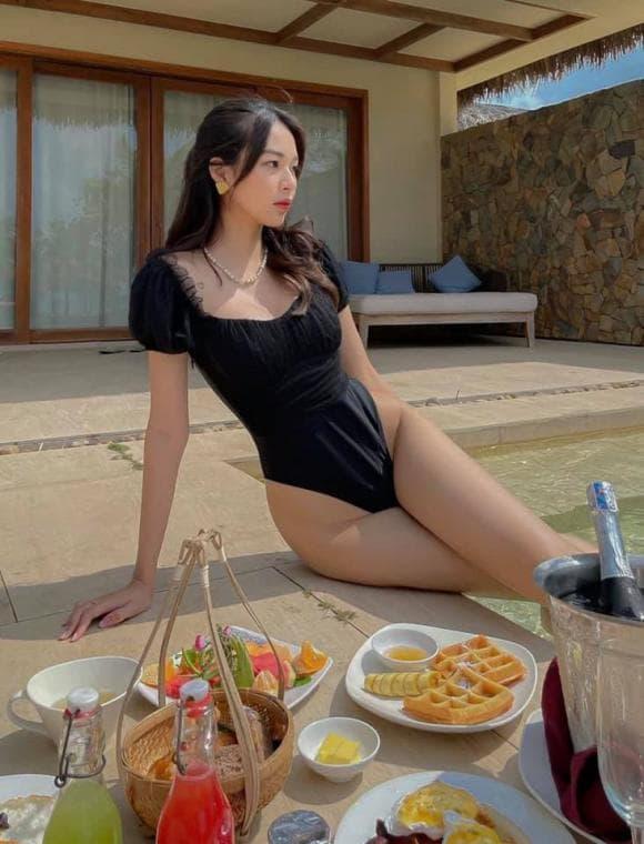 Phí Phương Anh, bikini, người mẫu, The Face Vietnam