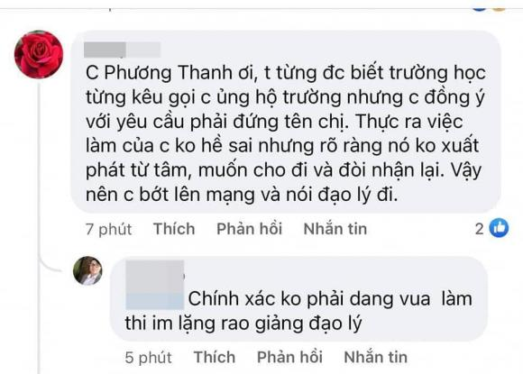 ca sĩ Phương Thanh, Phương Thanh, sao Việt