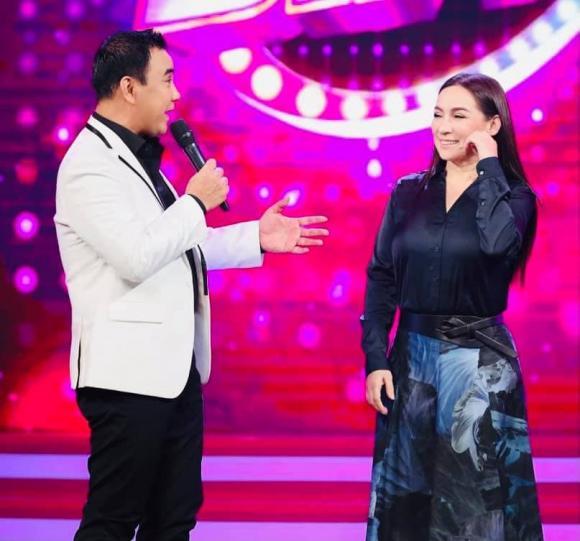 MC Quyền Linh, Phi Nhung, Qua đời Covid-19