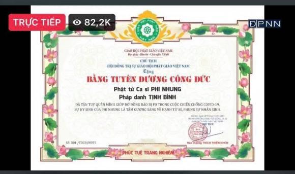 Phi Nhung, Sao Việt, Qua đời