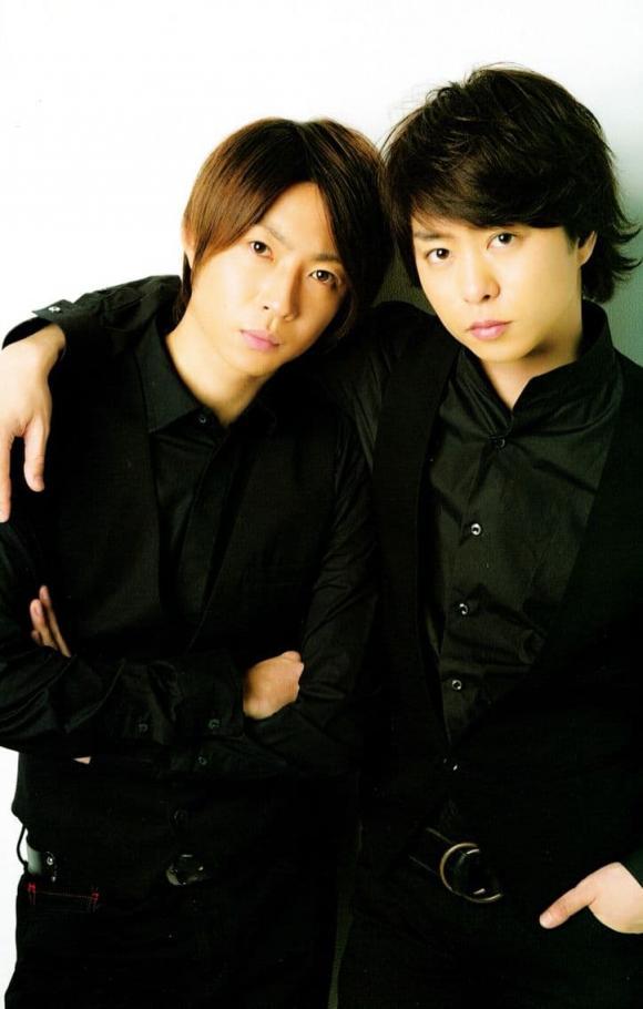 sao Nhật Bản, kết hôn đồng giới,  Masaki Aiba và Sho Sakurai, Arashi