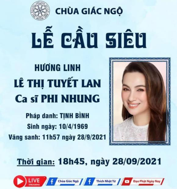 ca sĩ Phi Nhung, sao Việt