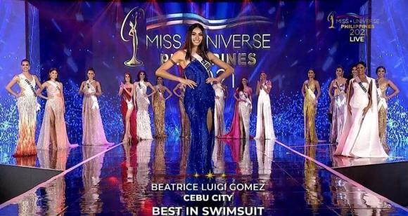 Tân Hoa hậu Hoàn vũ Philippines 2021: Sở hữu hình xăm lớn, có chuyện tình đồng tính đầy ngọt ngào