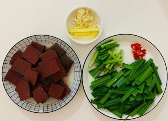 ẩm thực gia đình, món ngon mỗi ngày, món tiết ngon