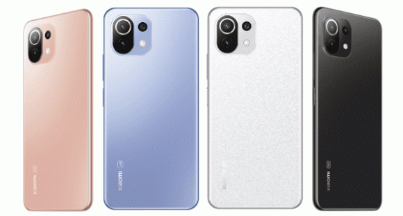 Xiaomi 11T Series 5G, Xiaomi 11 Lite 5G NE, Điện thoại Xiaomi