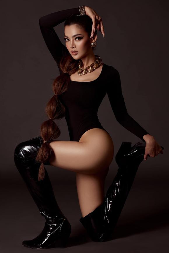 Bộ ảnh mới nhất của Hoa hậu chuyển giới Trân Đài gây sốt: Body 'chuẩn đét', lại còn liên tục tạo dáng khoe trọn vòng 3 cực nhức mắt