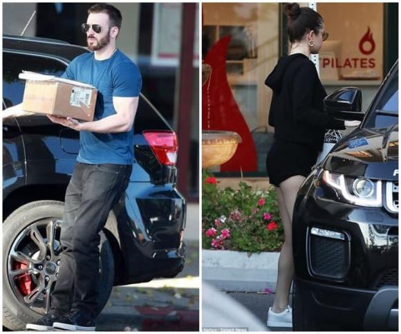 Selena Gomez,sao Hollywood,Chris Evans,Selena Gomez hẹn hò Chris Evans