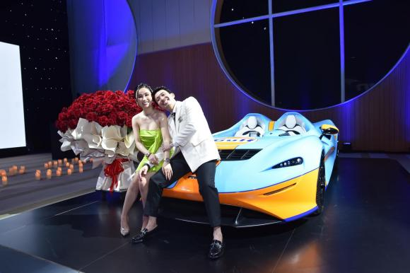 đại gia Minh Nhựa, vợ Minh Nhựa, siêu xe của Minh Nhựa