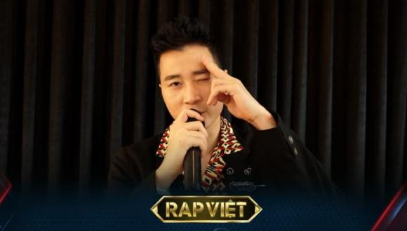 Rap Việt mùa 2, rapper Wowy, rapper LK, rapper Binz, rapper Karik, rapper JustaTee, Rapper Rhymastic, MC Trấn Thành, sao Việt