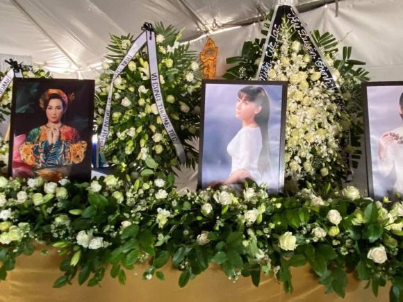 Hậu bị vợ cũ 'đá xéo' trong ngày sinh nhật con gái, Hoàng Anh cùng Thắm Bebe đi viếng Phi Nhung