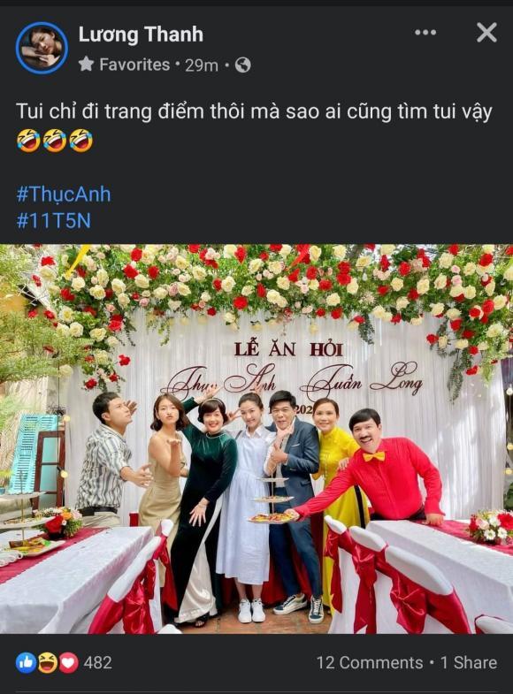 Phim 11 tháng 5 ngày, Lương Thanh, Thục Anh, Tập 34, Đăng, Nhi, Khả Ngân, Thanh Sơn