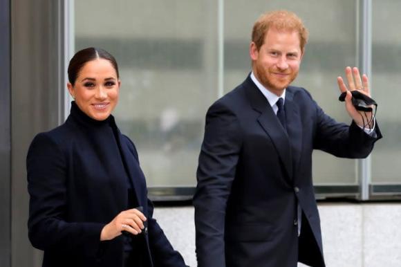 hoàng gia anh, vợ chồng Harry và Meghan, hoàng gia