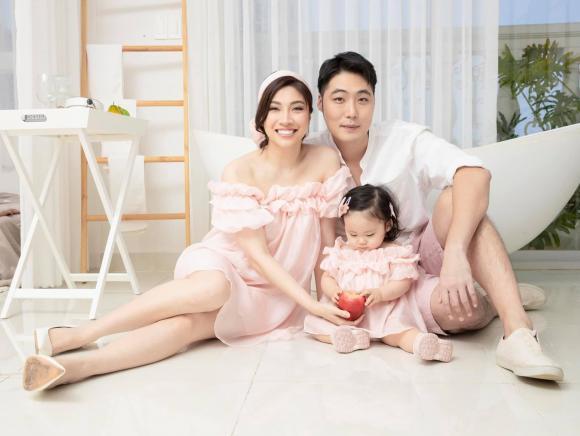 Pha Lê, chồng Hàn Quốc, Nhóc tỳ tròn 1 tuổi