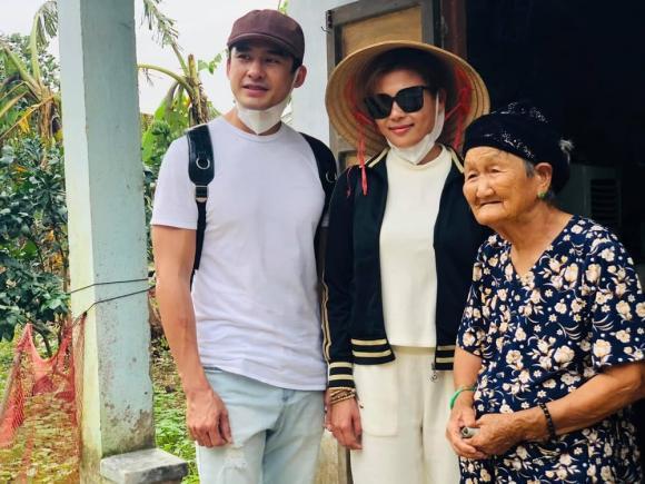 Thúy Diễm, Sao Việt, Nữ diễn viên, Ồn ào sao kê, Lương Thế Thành