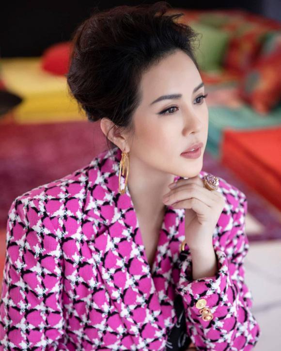 hoa hậu Thu Hoài, sao Việt, hoa hậu Lã Kỳ Anh, sao Việt
