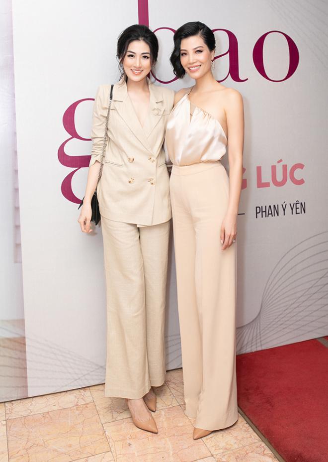 NTK Đức Hùng - Á hậu Tú Anh dự ra mắt sách của cựu siêu mẫu Vũ Cẩm Nhung 2