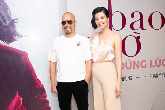 NTK Đức Hùng - Á hậu Tú Anh dự ra mắt sách của cựu siêu mẫu Vũ Cẩm Nhung 1