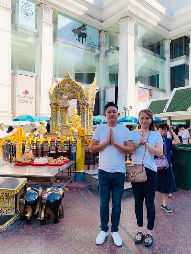 Hải Băng du lịch Thái Lan 1