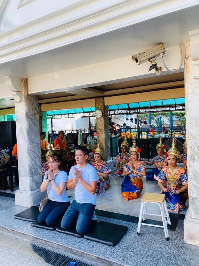 Hải Băng du lịch Thái Lan 3