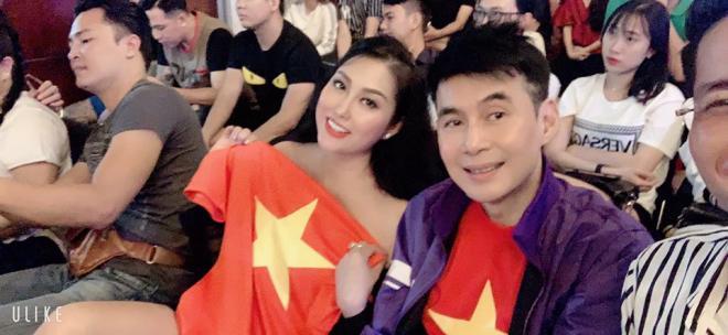 sao Việt ăn mừng Việt Nam đạt huy chương vàng 4