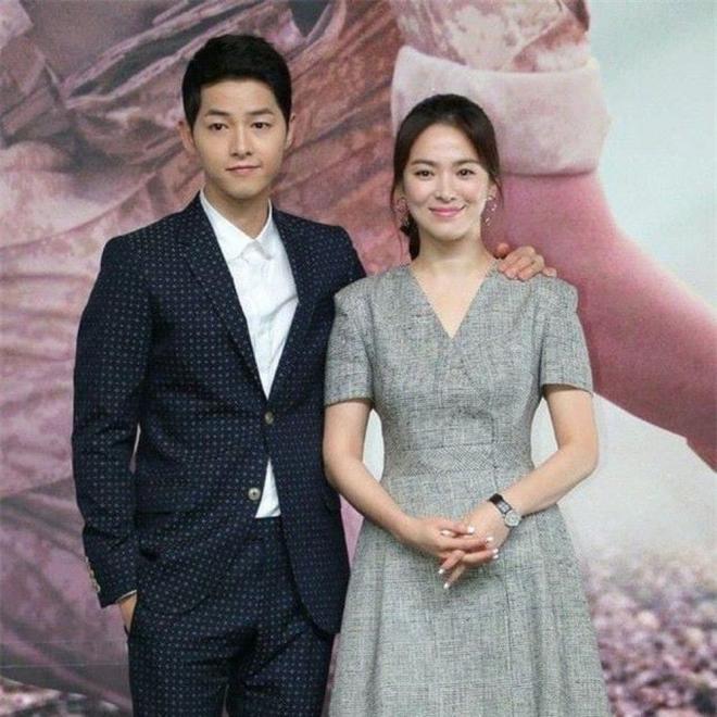 Song Hye Kyo dằn mặt  0