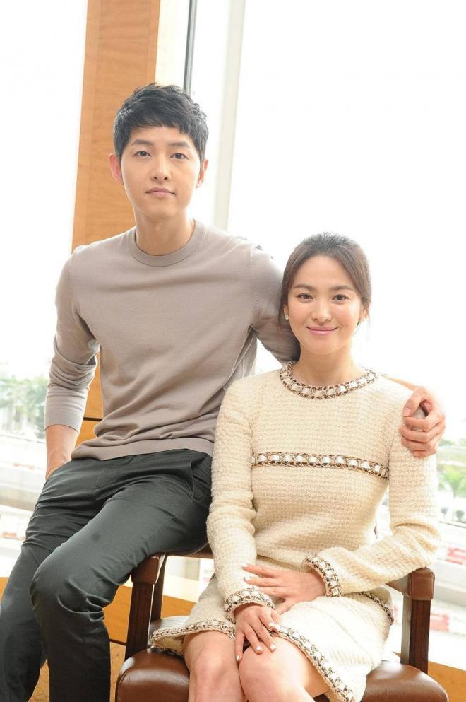 Song Hye Kyo dằn mặt  2