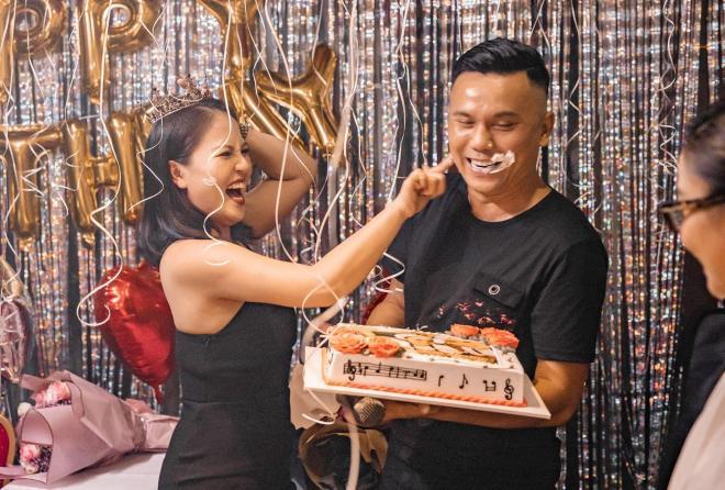 sinh nhật vợ Tú Dưa 2