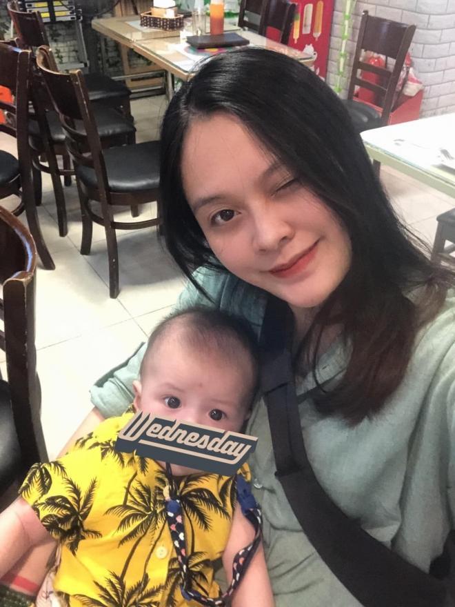 con gái nghệ sĩ Hương Dung 4