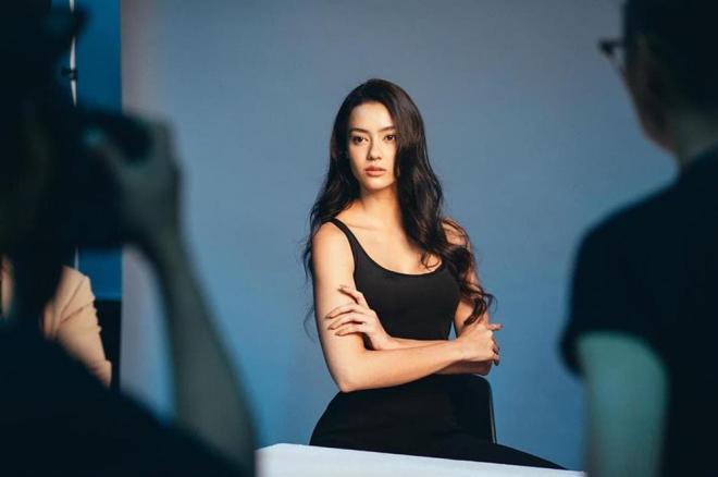 Hoa hậu Hoàn vũ Thái Lan 2020 4