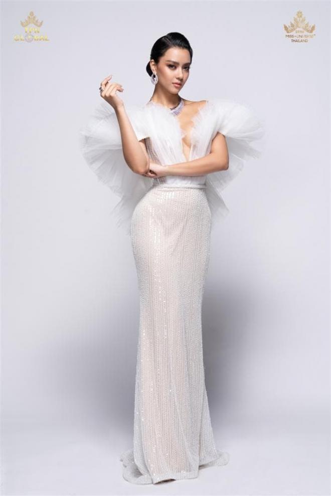 Hoa hậu Hoàn vũ Thái Lan 2020 5