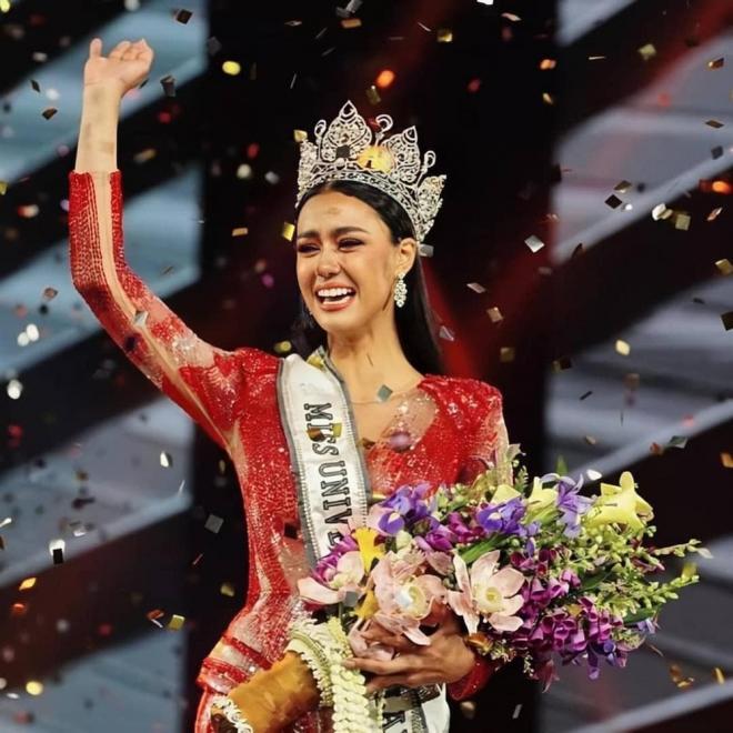 Hoa hậu Hoàn vũ Thái Lan 2020 2