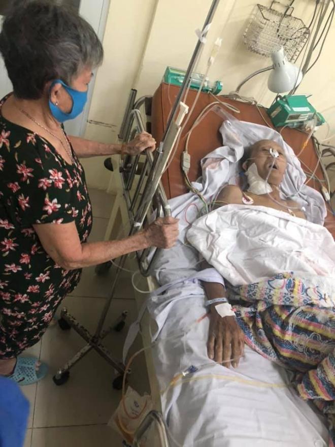 Nghệ sĩ Chấn Đạt nhập viện nguy kịch vì thủng ruột, tràn dịch gây nhiễm trùng máu