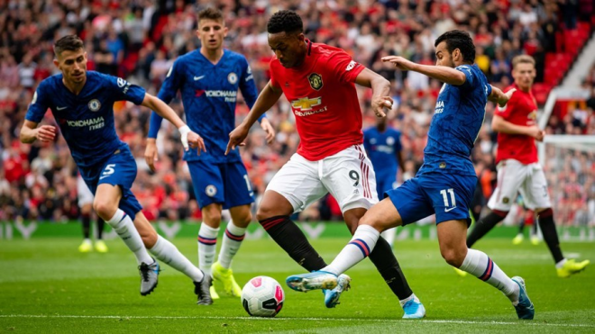 Manchester United, Chelsea, Ngoại hạng anh
