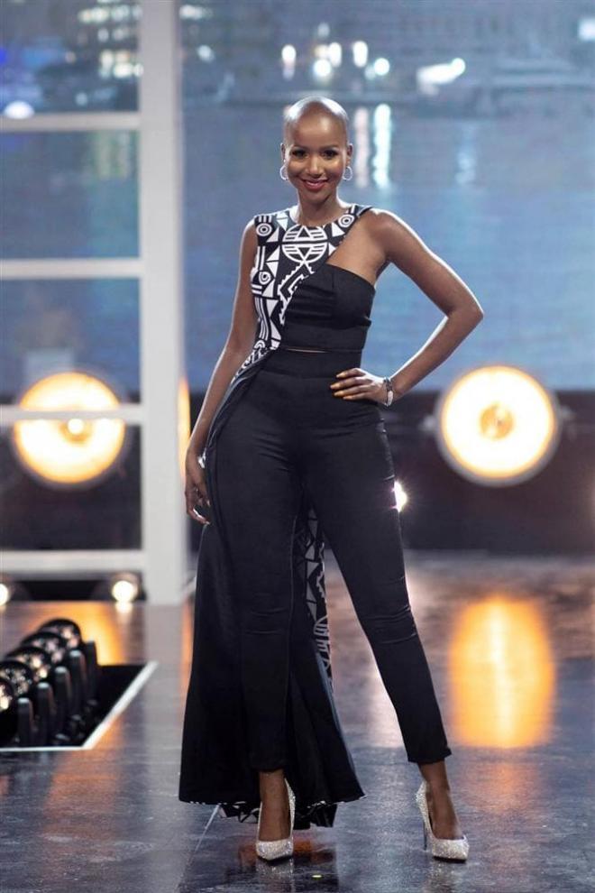 Hoa hậu Nam Phi 2020 6