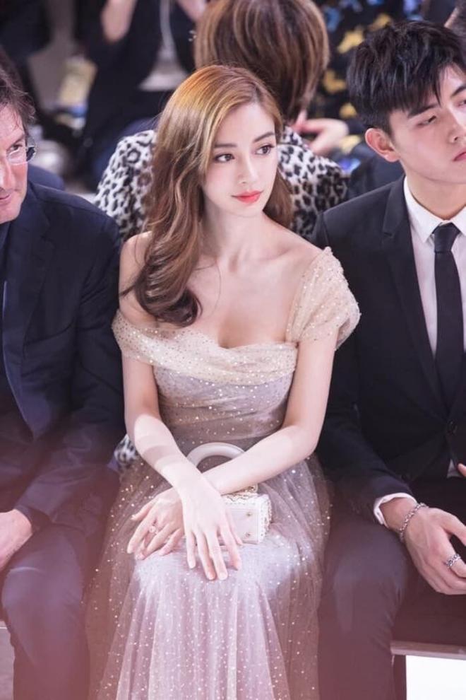 Mỹ nhân Cbiz tạo hình công chúa Lưu Diệc Phi Dương Mịch Triệu Lệ Dĩnh Phạm Băng Băng 10
