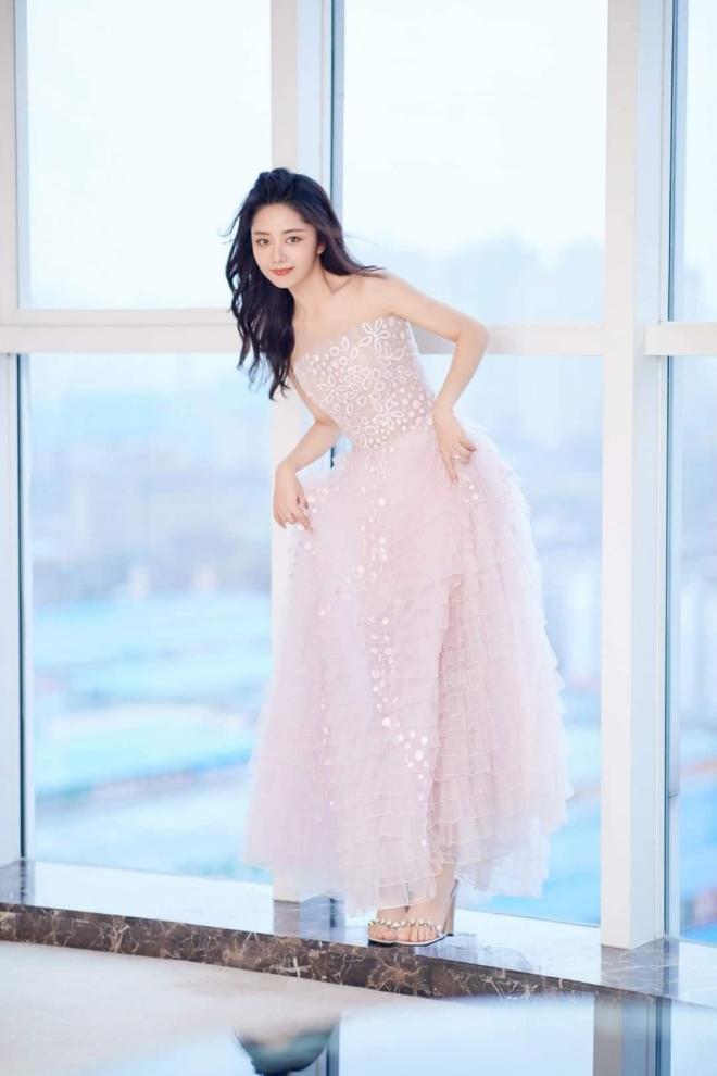 Mỹ nhân Cbiz tạo hình công chúa Lưu Diệc Phi Dương Mịch Triệu Lệ Dĩnh Phạm Băng Băng 19