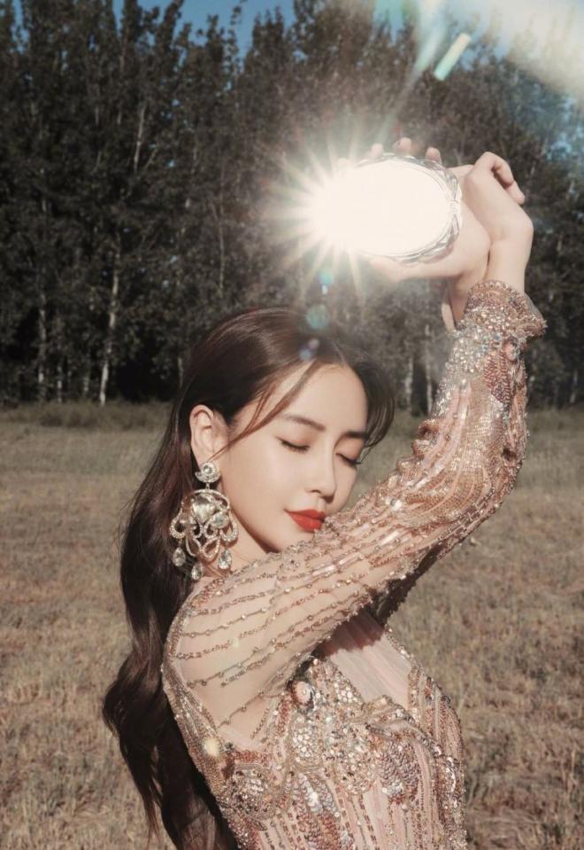 Mỹ nhân Cbiz tạo hình công chúa Lưu Diệc Phi Dương Mịch Triệu Lệ Dĩnh Phạm Băng Băng 0