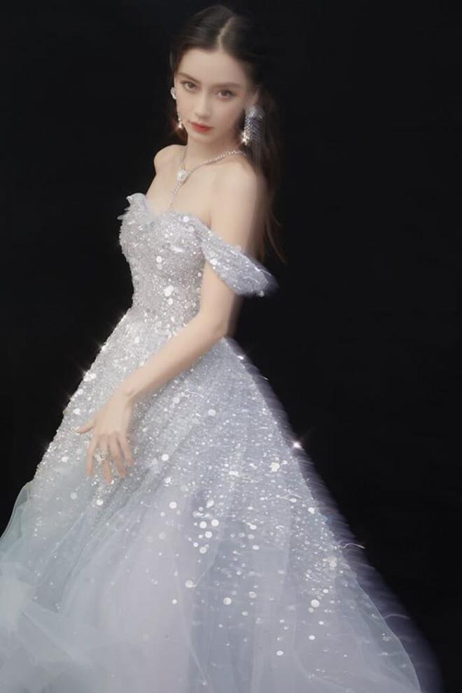 Mỹ nhân Cbiz tạo hình công chúa Lưu Diệc Phi Dương Mịch Triệu Lệ Dĩnh Phạm Băng Băng 9