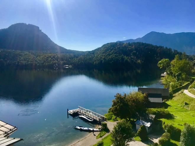 Đan Lê du lịch Áo 4