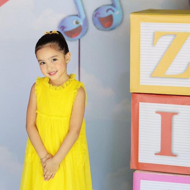 sinh nhật con gái mỹ nhân đẹp nhất Philippines 3