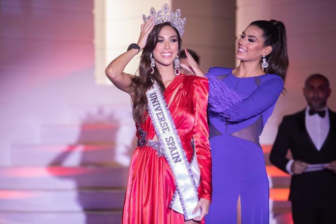 Hoa hậu Hoàn vũ Tây Ban Nha 2020 2