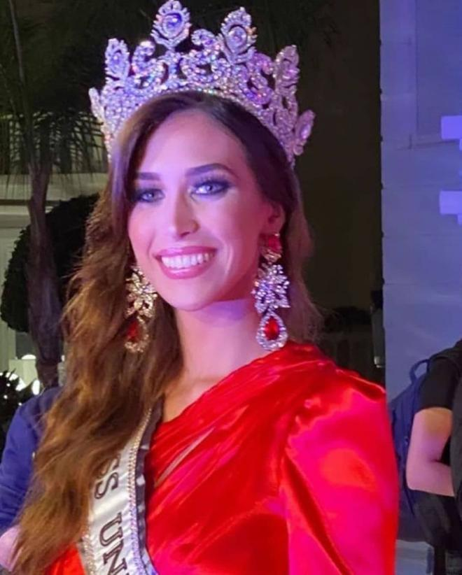 Hoa hậu Hoàn vũ Tây Ban Nha 2020 5