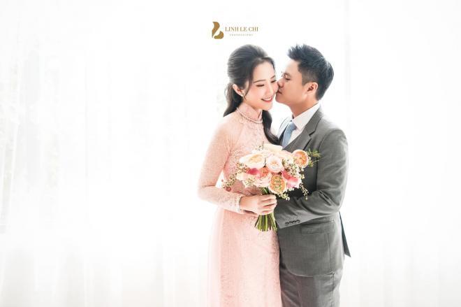 Phan Thành và Primmy Trương đám hỏi 0