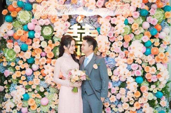 Phan Thành và Primmy Trương đám hỏi 2